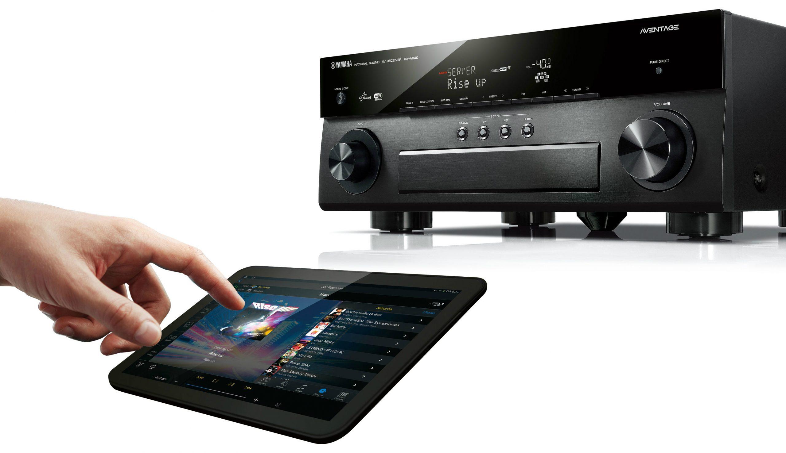 Yamaha Rx A840 Review Soundvisionreview