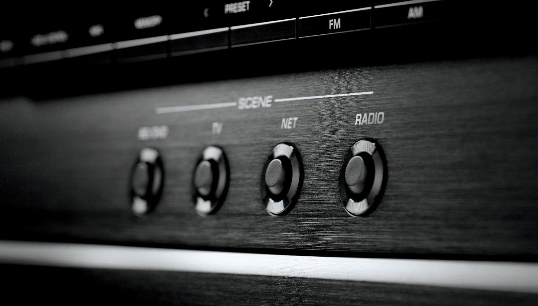 yamaha rx-a840 controls
