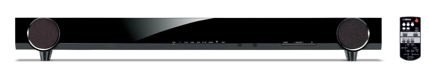 yamaha yas-103 soundbar with bluetooth